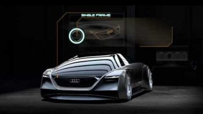 Audi Shuttle Concept Detailed In New Concept Video: Ender's Game Film