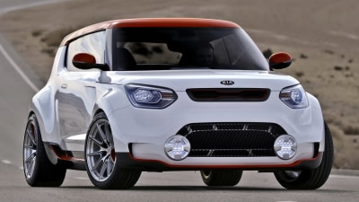 2013 Kia Rondo To Appear Alongside Track'ster Concept at AIMS