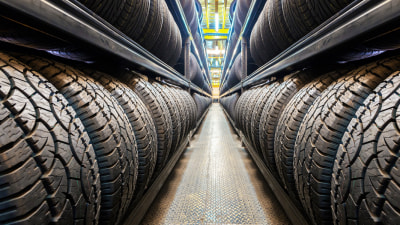 GM To Switch To Sustainably Sourced Tyres