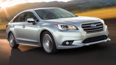 All-New 2015 Subaru Liberty In Australia From January