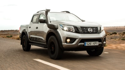 First drive: Nissan Navara AT32
