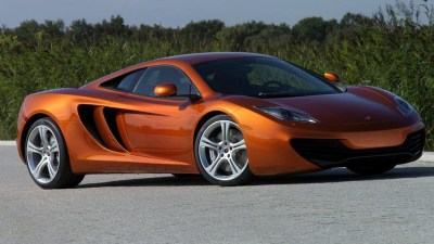 McLaren MP4-12C On Sale In Australia