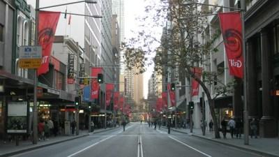 Sydney CBD May Soon Be Car-Free
