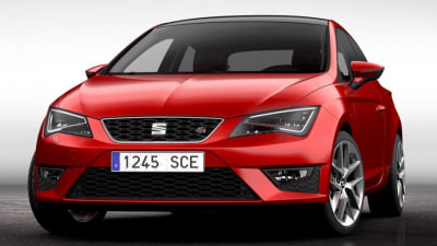 Seat Reveals Three-door 2013 Leon SC Ahead Of Geneva: Video