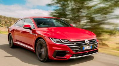 VW Arteon R 'Good Fit' For Australia