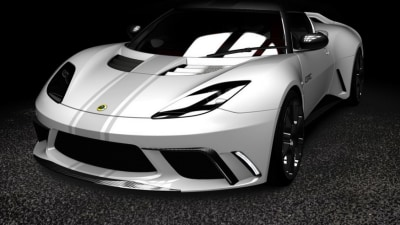 Lotus Evora Crossover In Development: Report