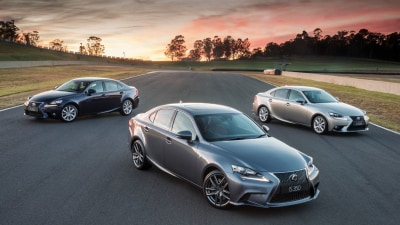 The Week That Was: Lexus IS Review, CTP Reform, Toyota Corolla Sedan