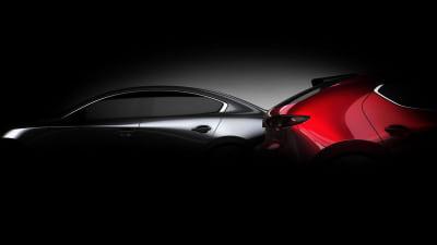 LA debut for new Mazda3