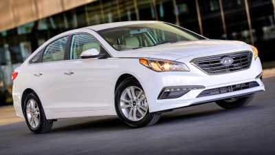 2015 Hyundai Sonata Eco: 1.6 Turbo, New Seven-Speed DCT