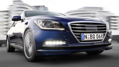 Hyundai Lines Up Twin-Turbo V6 To Replace Genesis Sedan's 5.0 V8