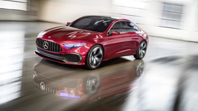 Mercedes-AMG To Add Cheaper Compact Performance Range