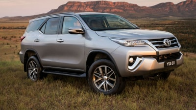 2016 Toyota Fortuner - Priced from $47,990, Features and Specifications