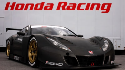 Honda HSV-010 SuperGT Racer Revealed Further In New Specs And Photos