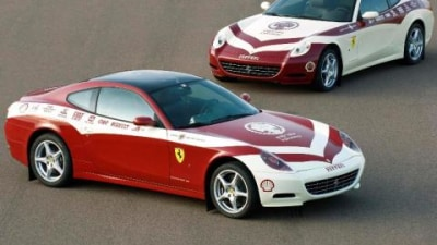 Ferrari to embark on Magic India Discovery Tour
