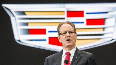 Former Cadillac CEO to head Volkswagen North America