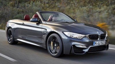 BMW M4 Convertible: Price And Features For Australia