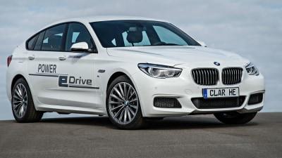 BMW i5 Plug-In Hybrid On Track For 2018
