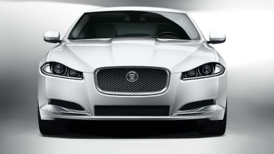 2012 Jaguar XF Update Unveiled Ahead Of Australian Debut