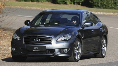 Infiniti Confirmed For Australian Launch In 2012