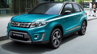 Euro NCAP: 5 Stars For Suzuki Vitara, 4 Stars For 500X And Mazda2