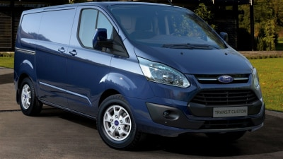 2014 Ford Australia: Transit, Ranger, Kuga, EcoSport, Falcon And Territory