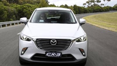 Mazda CX-3 Pricing And Model Range: Leaked Details