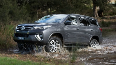 "Toyota's Rugged Fortuner Wagon Coming October, Priced At ""A New Entry Point To The Toyota 4X4 Range"""
