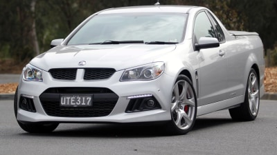 2013 HSV Maloo Manual Review