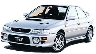 Used car review: Subaru Impreza 1996-1998