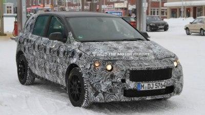 2014 BMW 1 Series Gran Turismo Spied
