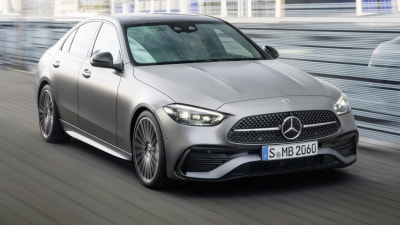 2021 Mercedes-Benz C-Class revealed: World-first technology, 100km plug-in hybrid driving range
