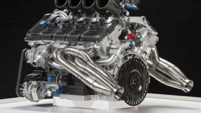 Volvo Polestar Racing Fires Up V8 Supercar Engine For 2014 Season