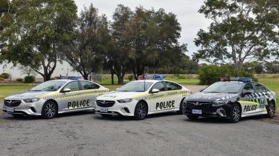 South Australia Police trial new Commodore