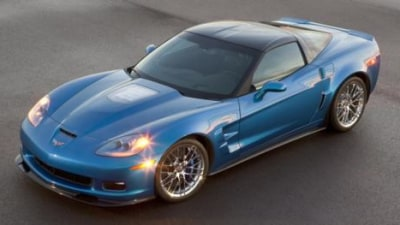 Corvette ZR1 lapping the Ring in low 7:40's – video