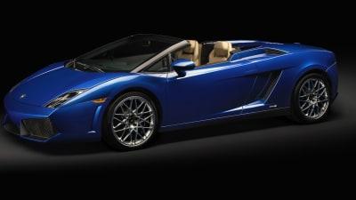 Lamborghini Trademarks 'Deimos' Name