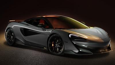 McLaren unveils 600LT track weapon