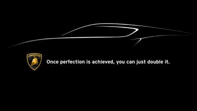 Lamborghini Teases New Paris Concept