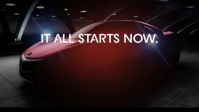 Honda NSX: Production Debut Confirmed For Detroit Debut - Video