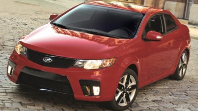 2010 Kia Cerato Koup Coming To Australia In Late September