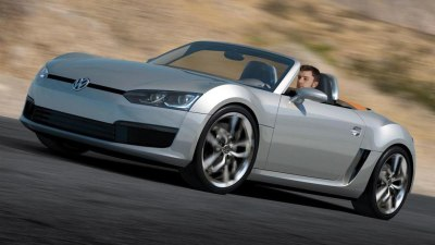 VW Not Writing Off Roadster: Report