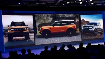 Ford Bronco leaked before debut