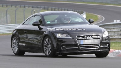 New Audi TT Due This Year: Report