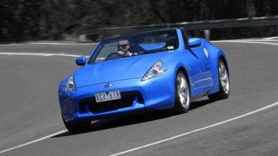 2010 Nissan Z34 370Z Roadster Manual Road Test Review
