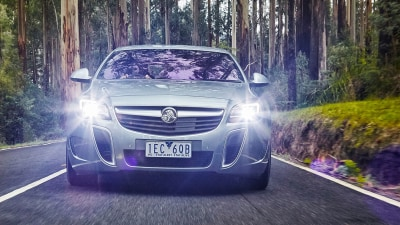Holden Insignia VXR: 2015 Price And Features For Australia