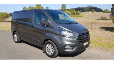 Ford Transit Custom 300S Short Haul Review