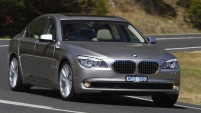 2010 BMW 7 Series Launched In Australia