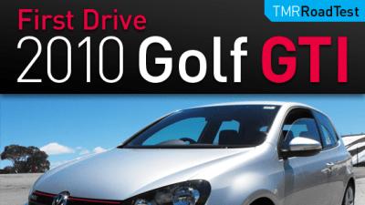 2010 Golf GTI Launch