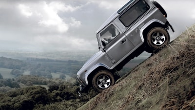 Land Rover Defender Gets New 2.2 Litre Diesel For 2012