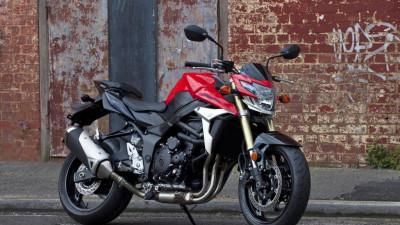 2011 Suzuki GSR750 On Sale In Australia