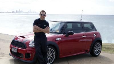 WRC: Chris Atkinson Returns In Team Portugal MINI Cooper